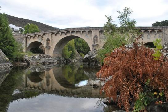 pont sur le Golo
